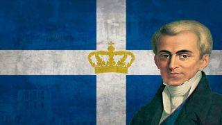 Граф Иоанн Каподистрия, президент Греции. Часть I