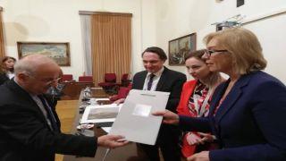 Денисова: В греческих тюрьмах отбывают наказание 168 украинцев