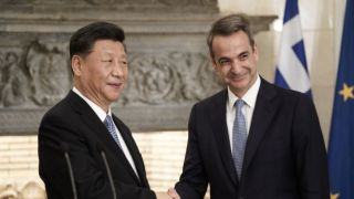 Греция и Китай подписали совместное заявление об укреплении партнерства