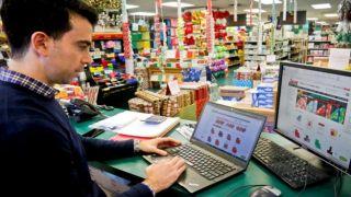 Электронная коммерция увеличивает оборот в Греции