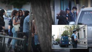 240 сквоттеров было выселено из зданий в центре Афин