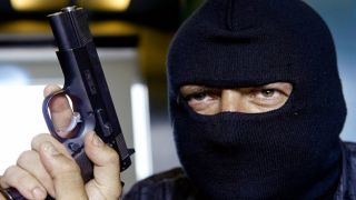 Каллифея: вооруженное ограбление Национального банка