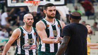 Феерическая игра греческого баскетболиста не спасает Панатинаикос от драматичного поражения