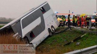 Автобус Афины – Одесса попал в ДТП в Румынии