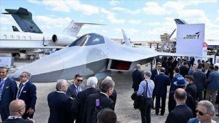В Париже представлен макет первого турецкого истребителя 5-го поколения