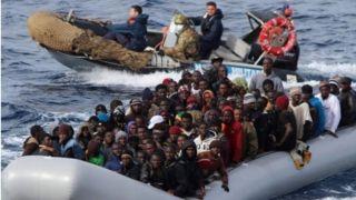 Спорный законопроект об убежище в парламенте Греции