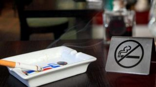 Закон о борьбе с курением: штрафы от 100 до 10000 евро