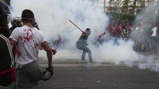 Власти Греции с опаской ждут 17 ноября
