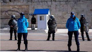 Полиция обнародовала новые правила проведения уличных демонстраций