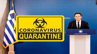 Греция заявляет, что готова вернуть карантин