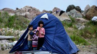 Детей мигрантов вывезут в Португалию и Финляндию