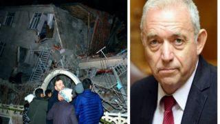 Леккас прокомментировал землетрясение в Турции