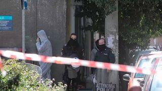 Трое арестованы в ходе антитеррористической операции в Афинах
