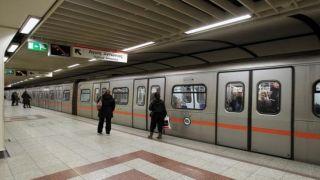 Афины: две станции метро закрыты на выходные в рамках работ по установке турникетов