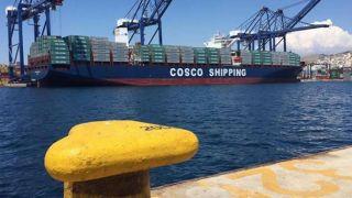 В планах Cosco сделать Пирей самым большим портом Европы