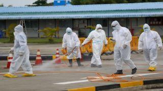 Кошмары пандемии: за неделю в Греции погибли 696 человек