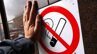 Запрет на курение обжалован в Верховном суде Греции
