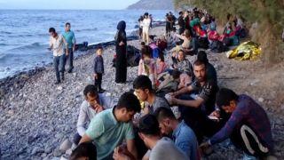 Лесбос: диагностирован коронавирус у 17 беженцев