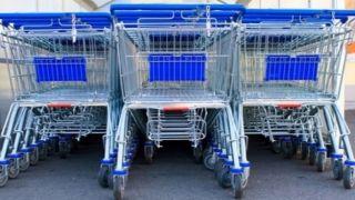 Нашел 10.500 евро в тележке супермаркета и вернул полиции