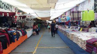 Воскресные рынки откроются 1 июня