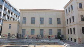 Полиция в Салониках расследует акты вандализма в университете