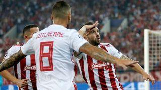 Камбэк Олимпиакоса на старте Лиги чемпионов