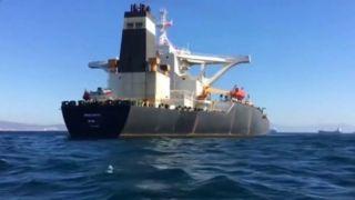 Иранский танкер направляется... в Турцию