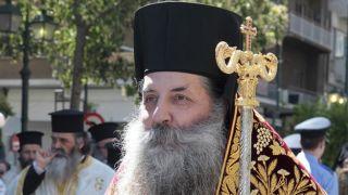Митрополит Пирейский Серафим: ПЦУ не существует, ей нельзя дать автокефалию
