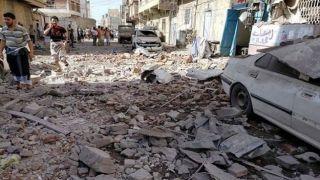 В Йемене в результате бомбардировок пострадали россияне