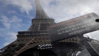 Во Франции за сутки от коронавируса умерли 1417 человек, общее число жертв превысило 10 тысяч