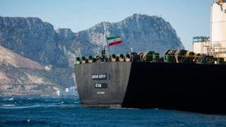 "Греция: Триллер с танкером ""Adrian Darya 1"""