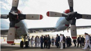 Греческий флот получает модернизированный морской патрульный самолет P-3B Orion