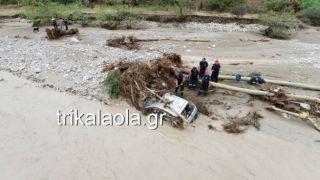 Кардица: найдены останки погибшей женщины