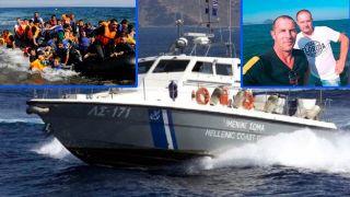 Еще двое россиян попались на перевозке нелегалов в Грецию