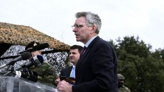 Посол США приветствовал приобретение Грецией истребителей F-35