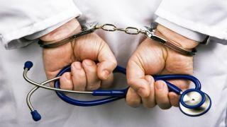 Известный психиатр из Колонаки... арестован за наркотики