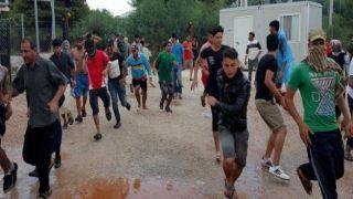 """Эани: столкновения между местными и """"беженцами"""""""