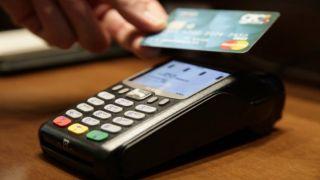 Продлено бесконтактное снятие с карты сумм до 50 евро без пин-кода