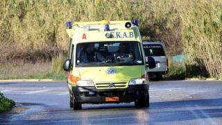 Немецкие туристы пострадали в аварии на квадроциклах на Скиатосе