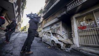 Обгоревшее тело найдено в сгоревшем автомобиля в столичном районе Като Патиссия