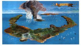Вулкан на Санторини вот-вот проснется
