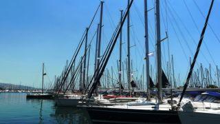 Турецкий магнат намерен приобрести гавань в Алимос