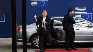 В документе EWG раскрываются планы по греческому долгу, постпрограммному надзору, резерву наличности