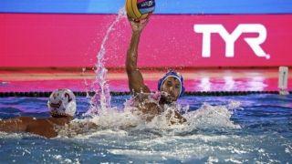 Ватерпольные сборные Греции получают путевки в плей-офф чемпионата Европы