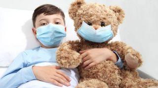 Коронавирус: британская мутация у детей и подростков