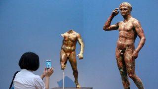 Музей Гетти заявил, что он таки имеет право на ценную греческую статую