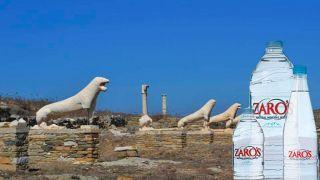 Единственный киоск с напитками на Делосе закрыт из-за неоплаченной аренды