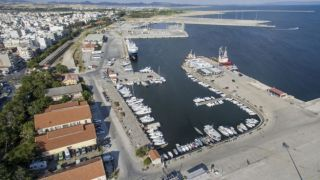 Интерес американцев к портам Александруполис и Кавала