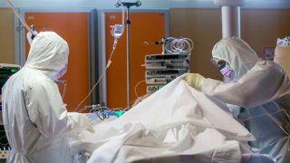 Короновирус: 43 погибших (+4), число инфицированных 1212 (+56)