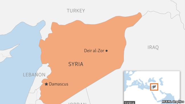 Bloomberg сказал  о погибели  200 наемников вСирии после удара США